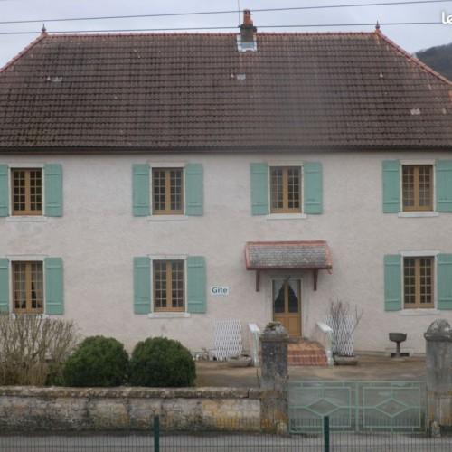 Gîte La maison de Jeanne