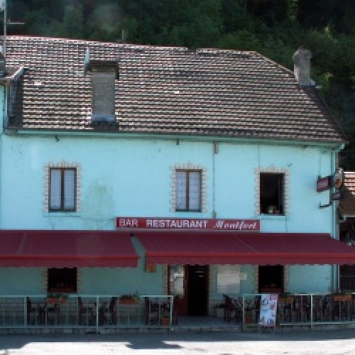Café Restaurant de Montfort